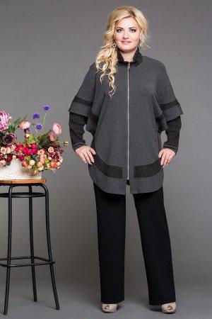 Жакет-пончо «Джессика» - Женская одежда больших размеров в Минске