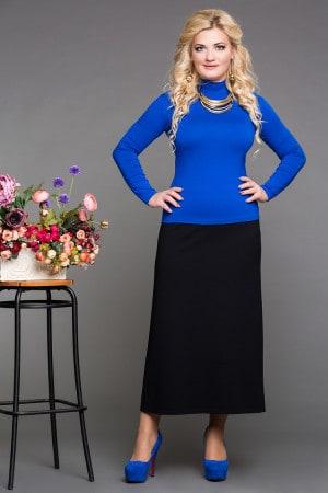 Юбка Lavira «Трапеция» - Женская одежда больших размеров в Минске
