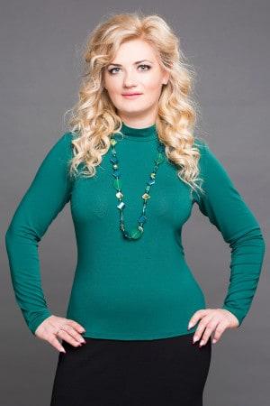 Женская одежда больших размеров в Минске - водолазка