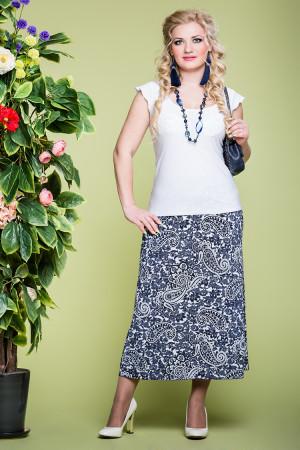 Юбка тюльпан - женская одежда больших размеров в минске