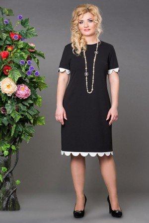 Платье Джульетта черное