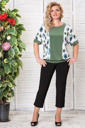 блузы больших размеров для женщин