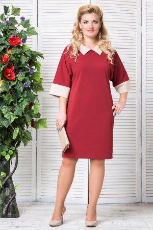 красивое женское платье больших размеров