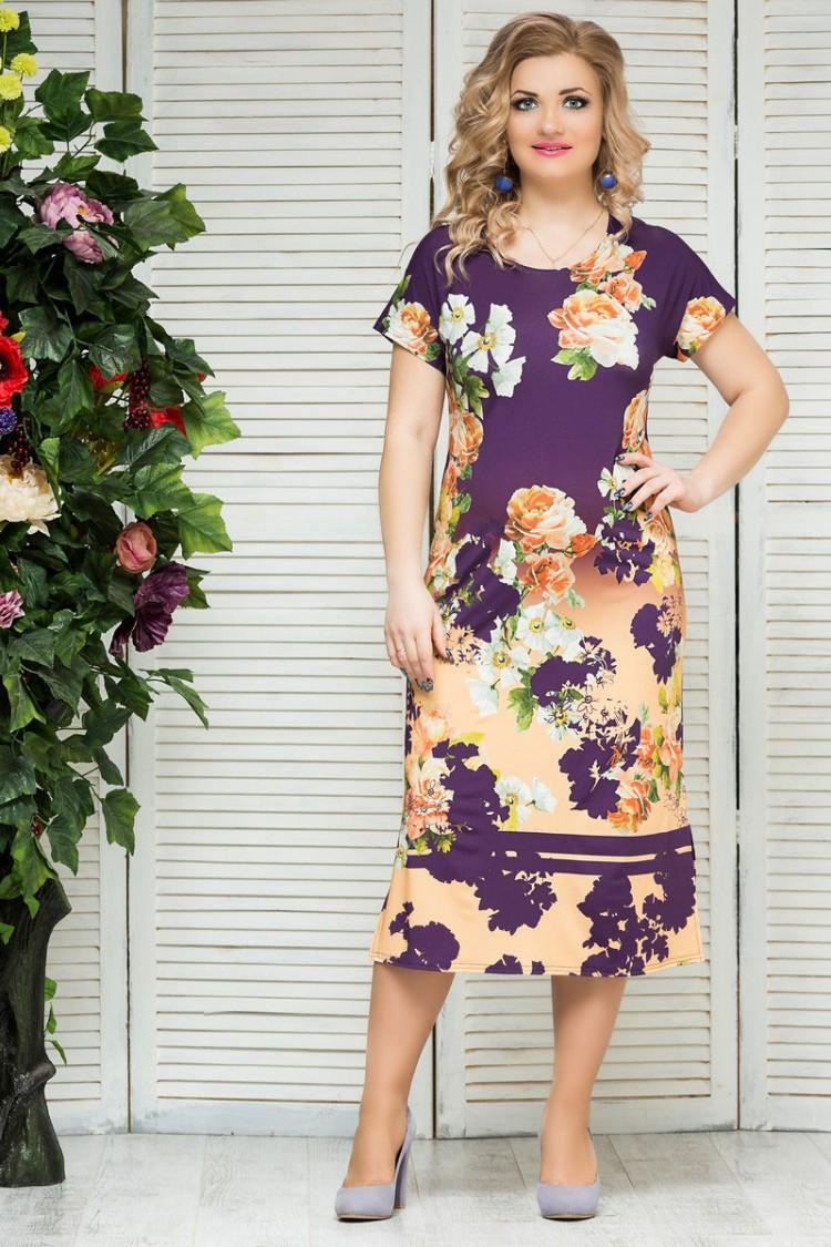 Коллекции женской одежды больших размеров