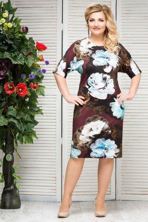красивые платья больших размеров