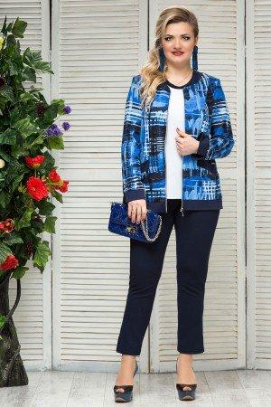 женская одежда больших размеров весна 2018