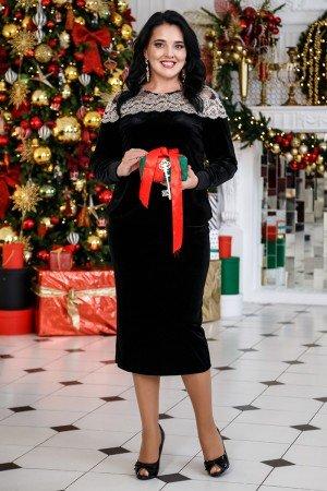 блуза лилиана и годе черный