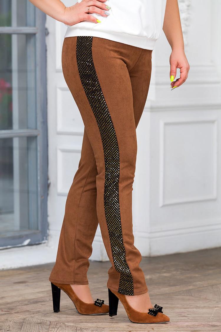 брюки-агата-светло-коричневый