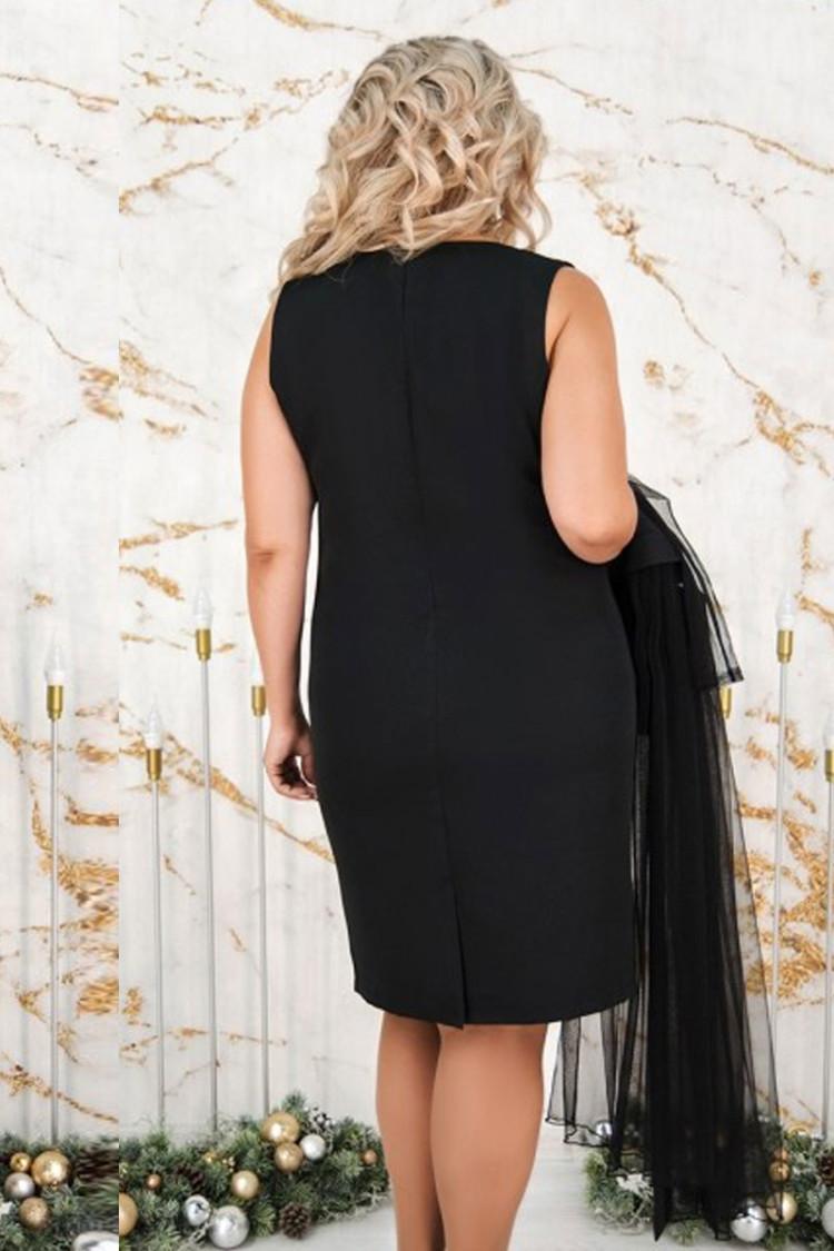 11-черный-спина